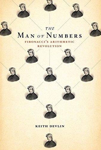 9781408815762: The Man of Numbers: Fibonacci's Arithmetic Revolution