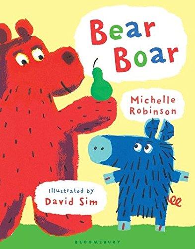 9781408817049: Bear Boar