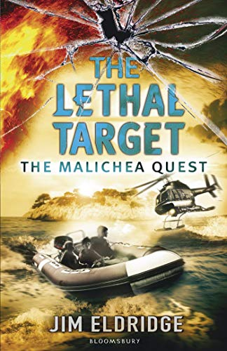 9781408817216: The Lethal Target: The Malichea Quest