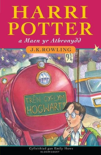9781408817674: Harry Potter and the Philosopher's Stone: Harri Potter a Maen Yr Athronydd (Welsh Edition)