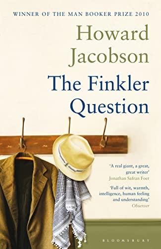 FINKLER QUESTION: JACOBSON HOWARD