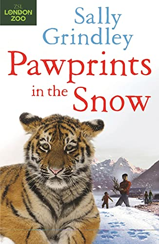 9781408819456: Paw Prints in the Snow