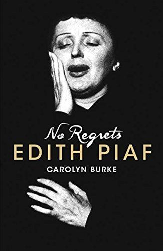 9781408819982: No Regrets: The Life of Edith Piaf