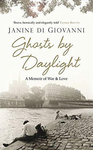 9781408821343: Ghosts by Daylight: A Memorir of War & Love
