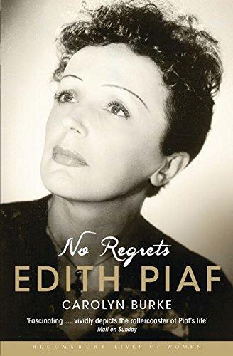 9781408822159: No Regrets: The Life of Edith Piaf