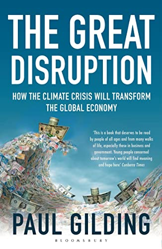 9781408822180: The Great Disruption: How the Climate Crisis Will Transform the Global Economy