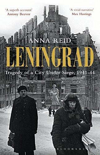 9781408822418: Leningrad: Tragedy of a City Under Siege, 1941-44