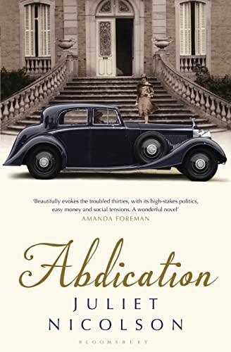 9781408823088: Abdication: A Novel