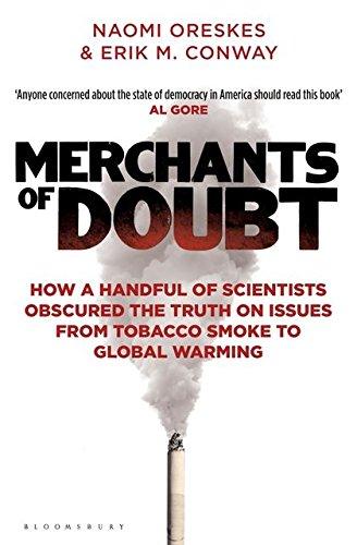 9781408824832: Merchants of Doubt