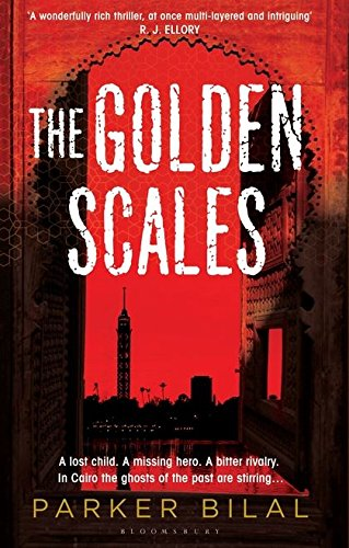 9781408824894: The Golden Scales: A Makana Investigation