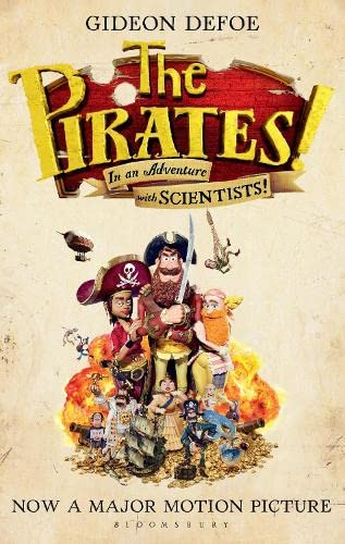 9781408826058: The Pirates! In an Adventure with Scientists: Film tie-in (Pirates Film Tie in)