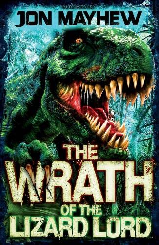 9781408826324: Monster Odyssey: The Wrath of the Lizard Lord
