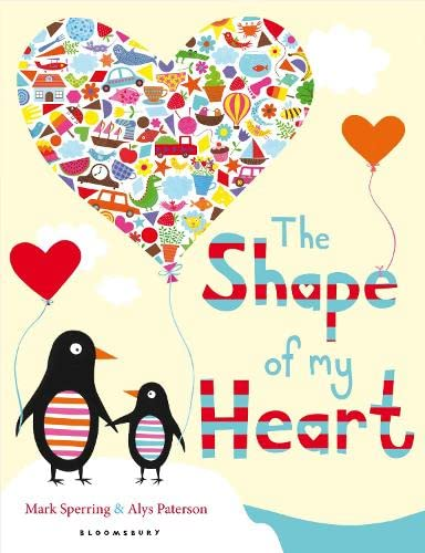 9781408827055: The Shape of My Heart