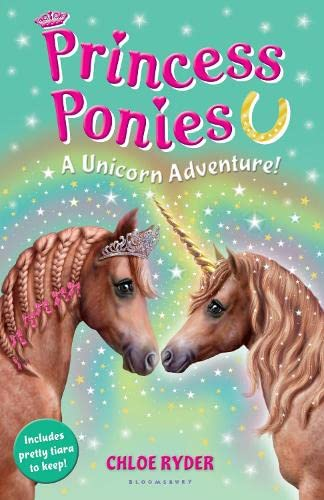 9781408827307: Princess Ponies 4: A Unicorn Adventure!