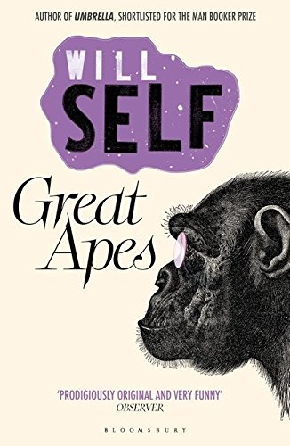 Great Apes: Reissued: Will Self
