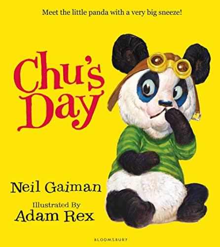 9781408828007: Chu's Day