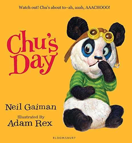 Chu's Day: GAIMAN NEIL