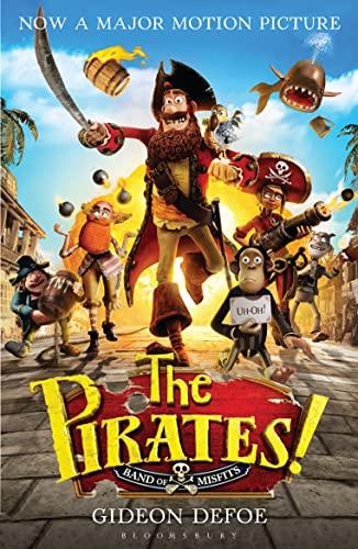 The Pirates! Band of Misfits: Defoe, Gideon