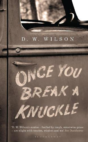 9781408830284: Once You Break a Knuckle: Stories