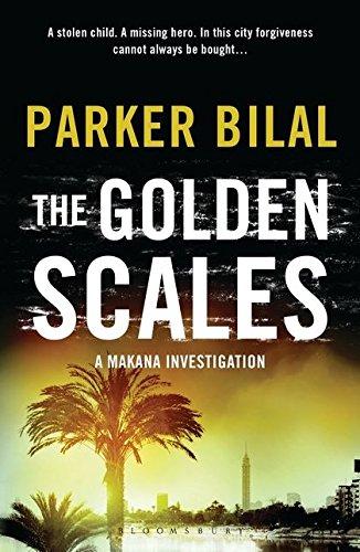 9781408830369: Golden Scales (Makana Mystery)