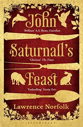 9781408831168: John Saturnall's Feast