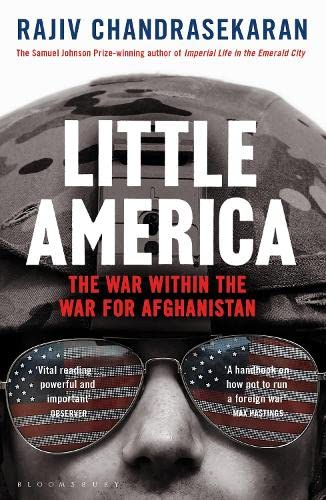 9781408831205: Little America: The War within the War for Afghanistan