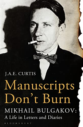 Manuscripts Don't Burn (140883121X) by J a E Curtis