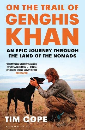 9781408831304: On the Trail of Genghis Khan: An Epic Journey Through the Land of the Nomads