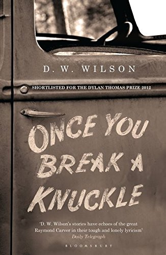 9781408831311: Once You Break a Knuckle: Stories
