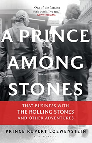9781408831342: A Prince Among Stones: That Business with the Rolling Stones and Other Adventures