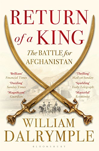 9781408831595: Return of a King: The Battle for Afghanistan