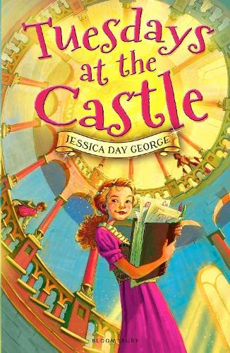 Tuesdays at the Castle: Jessica Day George