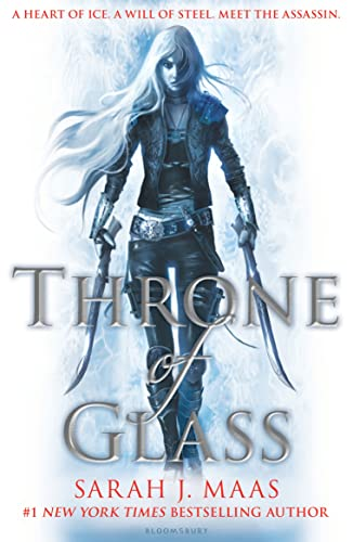 9781408832332: Throne of Glass