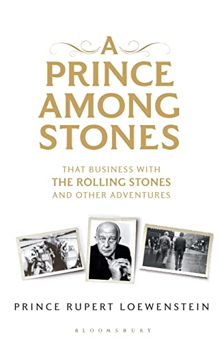 9781408832790: A Prince Among Stones: That Business with the Rolling Stones and Other Adventures