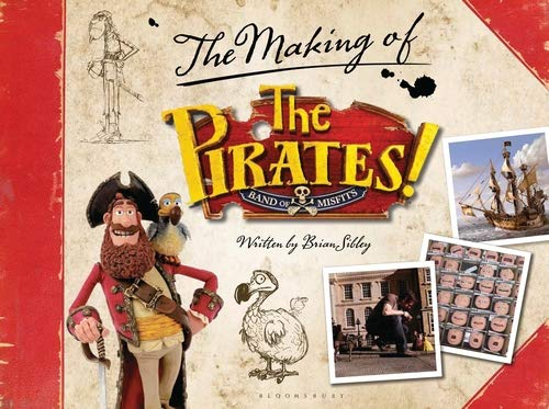 9781408832905: The Pirates! Band of Misfits: The Making of the Sony/Aardman Movie