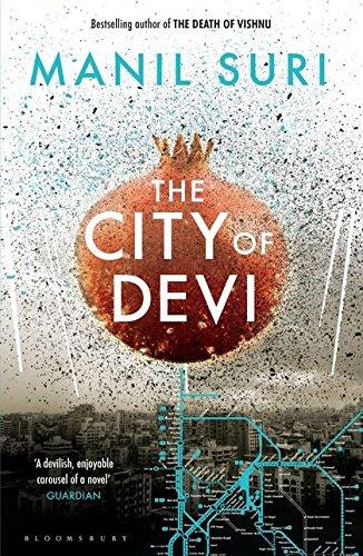 9781408833933: The City of Devi