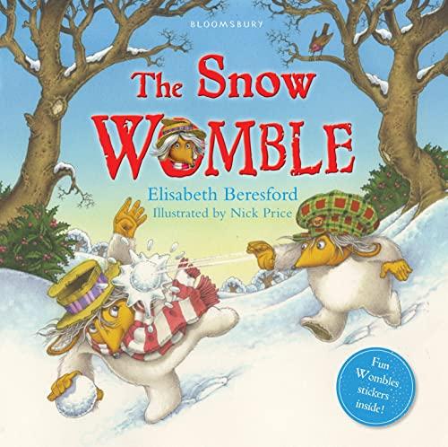 9781408834244: The Snow Womble (The Wombles)