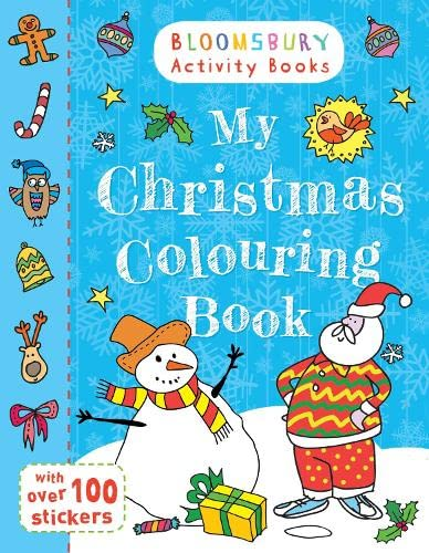 My Christmas Colouring Book (Colouring Activity Books): MY CHRISTMAS COLOURING BOOK -