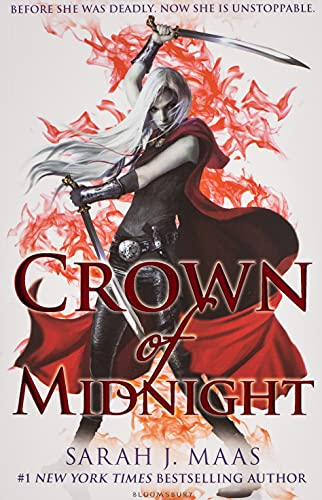 9781408834947: Crown of Midnight: 2 (Throne of Glass)