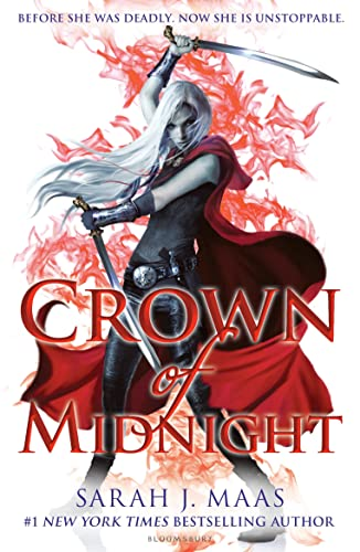 9781408834947: Crown of Midnight (Throne of Glass)