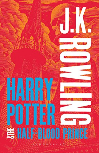 9781408835012: Harry Potter and the Half-Blood Prince