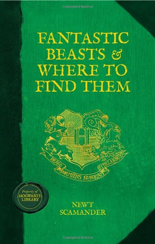 9781408835050: Fantastic Beasts and Where to Find Them