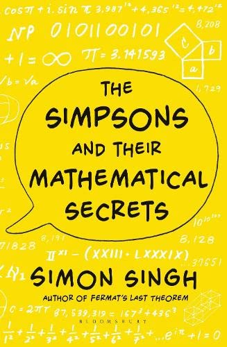 9781408835302: The Simpsons and Their Mathematical Secrets