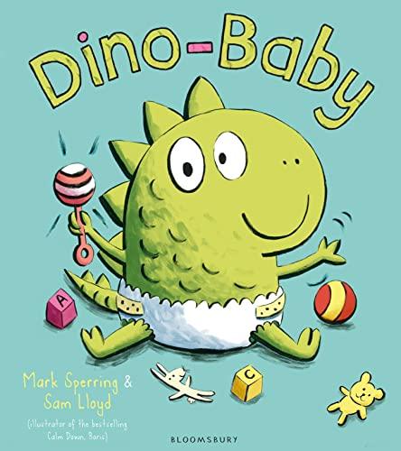 9781408836712: Dino-Baby
