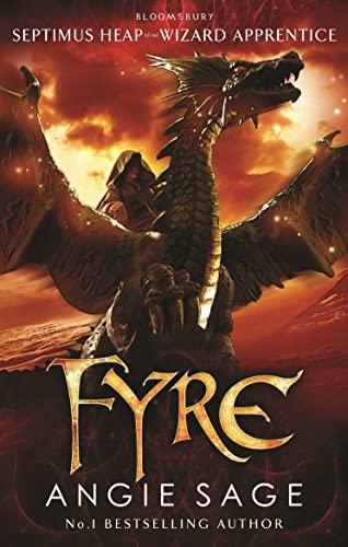 9781408836736: Fyre Septimus Heap Book 7