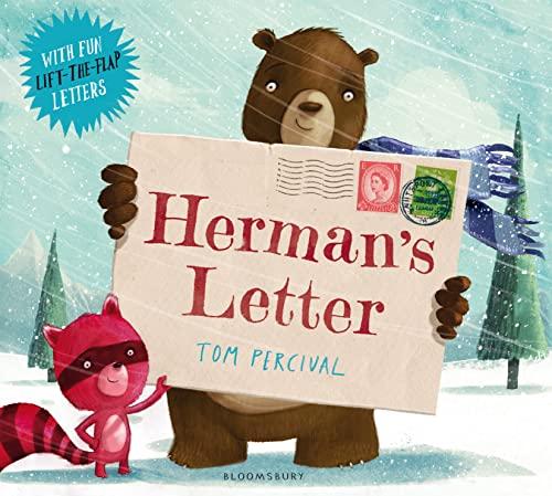 9781408836743: Herman's Letter