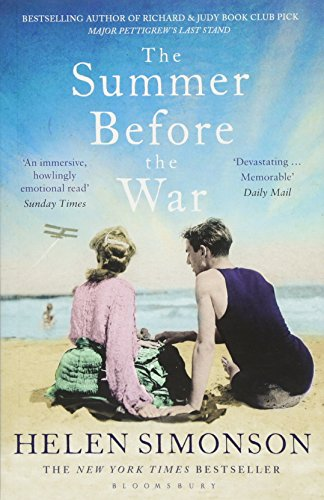 9781408837665: Summer Before the War