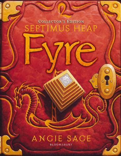 9781408837726: Fyre: Septimus Heap book 7: Collectors' Edition