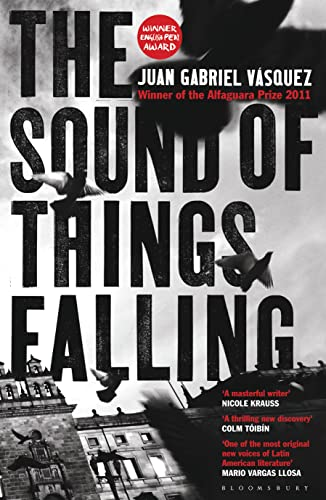 9781408838228: The Sound of Things Falling