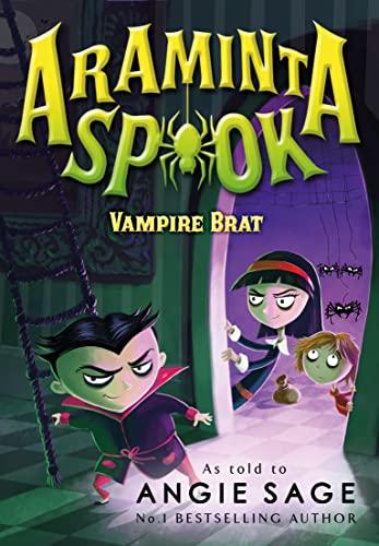 Araminta Spook: Vampire Brat: Sage, Angie